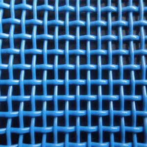 Polyester plain woven filter belt