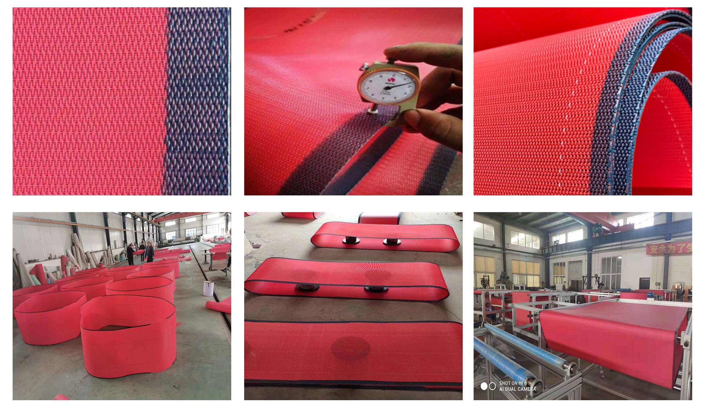 2-Meltblown coneyor belt