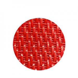 Flat woven dryer fabric